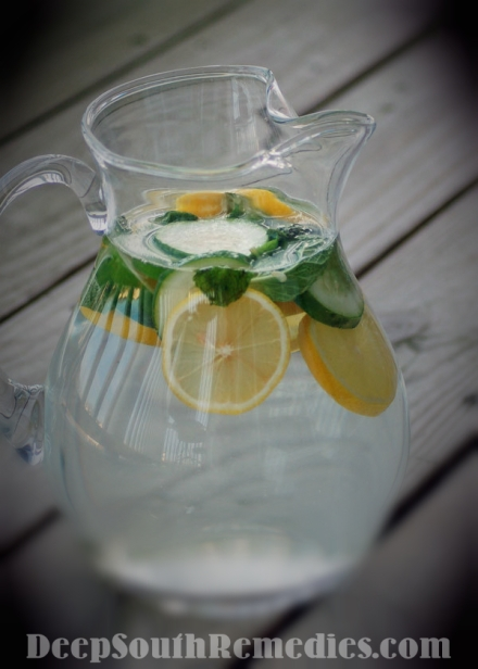 Deep South Detox Water