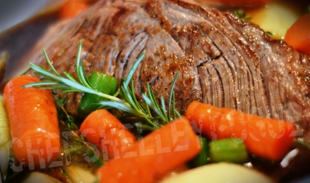 Rosemary Pot Roast